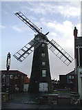TA1230 : The Mill, Holderness Road by Paul Glazzard