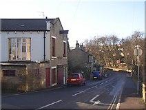 SE1321 : Jumble Dyke, Rastrick by Humphrey Bolton