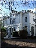 SX9392 : House in Victoria Park Road, Exeter by Derek Harper