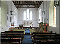 TF6303 : St Mary, Bexwell, Norfolk - East end by John Salmon