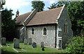 TR2853 : St Clement, Knowlton, Kent by John Salmon