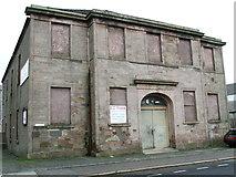 NS2776 : Free Gaelic Church building by Thomas Nugent
