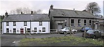 J3996 : Gleno Orange Hall by Kenneth  Allen