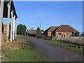 TQ6868 : Lodge Farm, Cobham by Stephen Craven