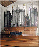 TQ6668 : St Mary Magdalene, Cobham, Kent - Organ by John Salmon
