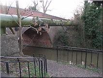 SP7389 : Bridge 10. by Richard Williams