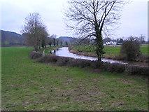 SK0120 : Trent & Mersey Canal with Wolseleybridge Farm by Jack Barber