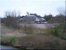 SK0220 : Wyvale Garden Centre at Wolseley Bridge by Jack Barber