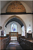 TR1859 : St Mary, Fordwich Kent - East end by John Salmon