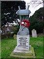 TQ8485 : Dunkirk Memorial by Julieanne Savage