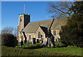 TA1345 : Church of St. Michael - Catwick by David Wright