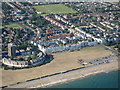 TQ0301 : Littlehampton Seafront and Common by Phil Laycock