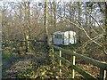 SU0585 : Private caravan site by Roger Cornfoot