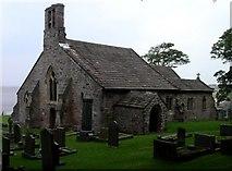 SD4161 : St Peter's Church, Heysham by Tom Pennington