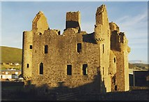 HU4039 : Scalloway Castle by Tom Pennington