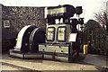 SK3454 : Steam engine at Crich Tramway Museum by Chris Allen