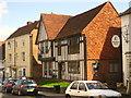 TQ7736 : Lloyds Bank, Woodside, High Street, Cranbrook, Kent by Oast House Archive