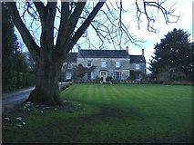 SO9700 : The Old Rectory, Coates by Roger Cornfoot