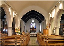 TQ8485 : St Clement, Leigh-on-Sea, Essex - East end by John Salmon