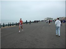 TQ2904 : Seafront at Brighton / Hove by Martyn Davies