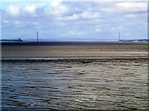 TA0224 : The Humber Bridge from Paull by Andy Beecroft