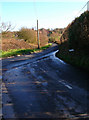 TQ8015 : Wheel Lane by Simon Carey
