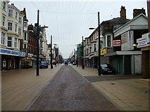 TG5307 : Regent Road, Great Yarmouth. by Bob Crook
