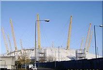 TQ3979 : Millennium Dome by Mr M Evison
