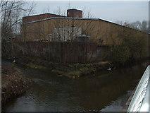 SD8913 : River Spodden meets River Roch by Paul Hogg