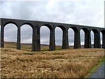 SD7579 : Ribblehead Viaduct. by Steve Partridge