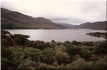 NM7682 : Loch Ailort by Chris Eaton