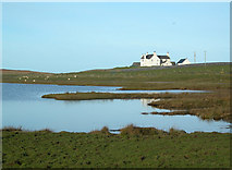 NR2872 : Ardnave Loch by Mary and Angus Hogg