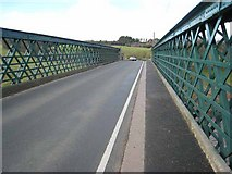 NZ2847 : Cocken Bridge on the River Wear by Oliver Dixon