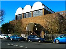 TQ2904 : Brighton & Hove Reform Synagogue, Palmeira Avenue by Simon Carey