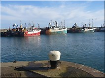 NK0066 : Fraserburgh, Faithlie Harbour by Iain Macaulay