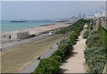 TQ3303 : Brighton seafront by Mat Fascione