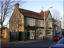 TL4658 : The Bird in Hand PH, Newmarket Rd, Cambridge by Keith Edkins