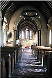 TL4311 : St Botolph, Eastwick, Herts - East end by John Salmon