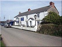 SW6522 : Halzephron Inn by Fred James