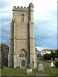 ST3049 : St Andrew's Church Burnham on Sea Somerset (2) by Brian Robert Marshall