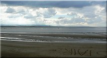 ST2146 : A view from the Esplanade, Burnham on Sea by Brian Robert Marshall