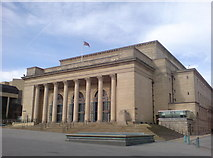 SK3587 : Sheffield City Hall by Richard Newall
