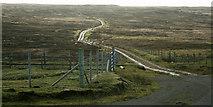 NB5436 : Peat Track in Fleisirin (Flesherin) by Martin Collins