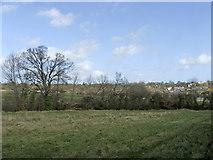 TQ3097 : Looking towards Ridgeway from footpath to Hog Hill, Enfield by Christine Matthews