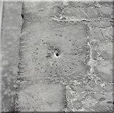 SP1106 : Bibury St. Mary - Mass Dial by Alan Longbottom