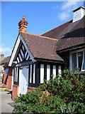 TQ1068 : St Mary's Church Hall, Sunbury-on-Thames by Colin Smith