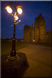 ST5545 : Wells Cathedral by David Fox