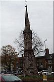 SP4540 : Banbury Cross by Maigheach-gheal