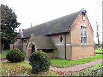 TL2518 : St Michael, Woolmer Green, Herts by John Salmon
