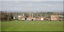 TQ8440 : Lashenden Farm, Headcorn Road, near Biddenden by Oast House Archive